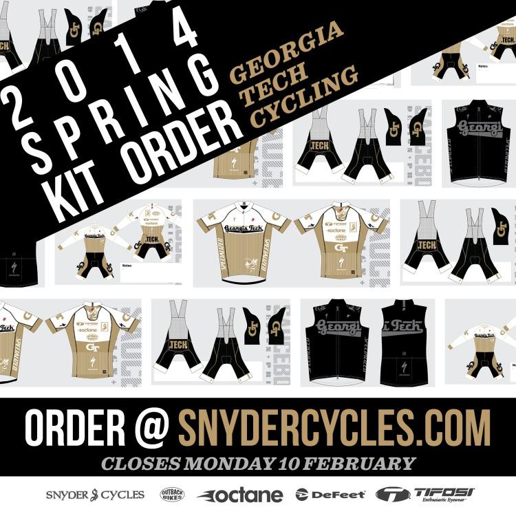 2014 Spring Kit Order